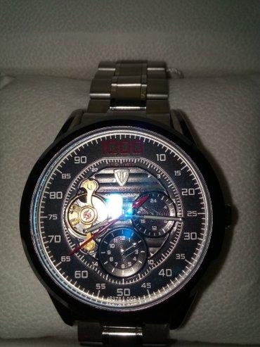Tevise. механические часы