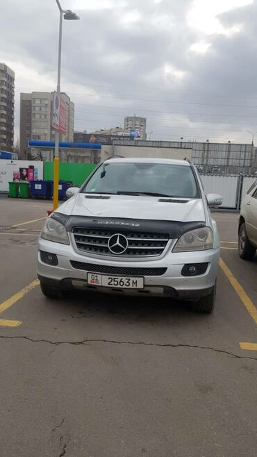 Mercedes-Benz ML 350 3.5 л. 2005 | 170000 км