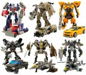 Transformersi, napredna filmska forma. Narucuju se. - Beograd