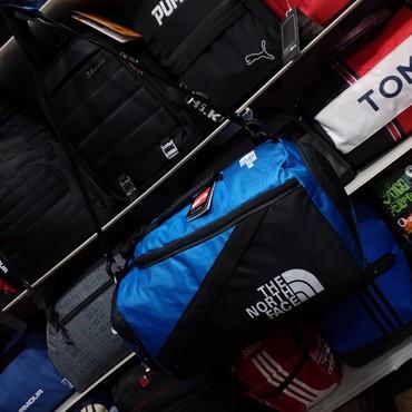 Bakı şəhərində Sport çantalar