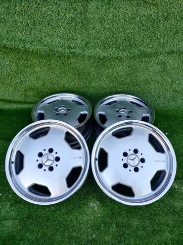 купить диски для машины в Кыргызстан: Диски MONOBLOCK AERO 2Диаметр R18 Сверловка 5*112Ширина 8.0j et31Диски