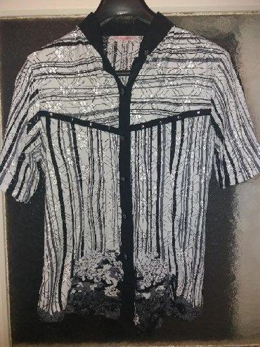 Ženska odeća   Bor: NOVO. kosuljica interesantnog dezena za sve prilike.NOVA a samo 400