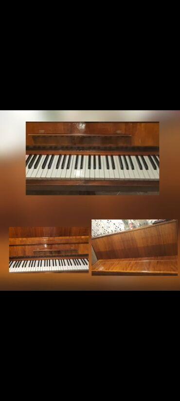 28 elan | İDMAN VƏ HOBBI: Pianino 400 azn 🏡 Yeni Suraxani lale 2 kod 495