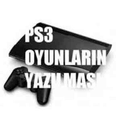 terbiyeci teleb olunur - Azərbaycan: Ps3 butun modellerine oyunlarin yazilmasi.oyunlar 100%orginaldir