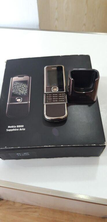 8800 nokia - Azərbaycan: Nokia 8800 saphire arte Nokia 8800 arte super ideal veziyyetde