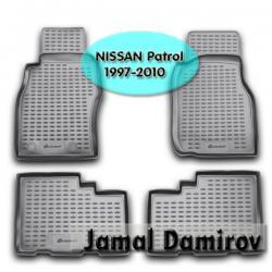 NISSAN Patrol 1997-2010 üçün poliuretan ayaqaltilar NOVLİNEMalınızı в Bakı