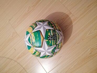 futbol kartlari - Azərbaycan: Futbol topu Yüksək keyfiyyətli lazer tikilişli futbol topları
