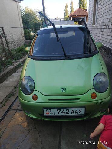 Daewoo Matiz 0.8 л. 2002
