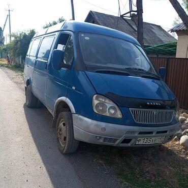 Купить грузовой рефрижератор - Кыргызстан: ГАЗ GAZel 2705 2.4 л. 2005