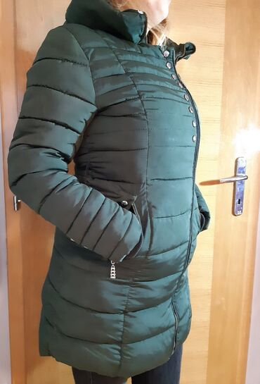 Huawei honor 3 yandex - Srbija: Maslinasto zelena, SUORONGYI zimska jakna sa nenametljivom kapuljačom