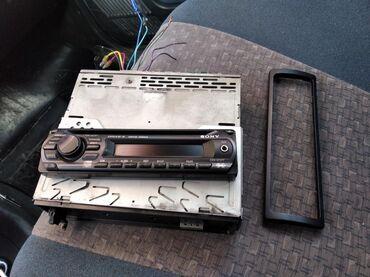 Продаю мафон сони оригинал диск радио Аукс привез из России все