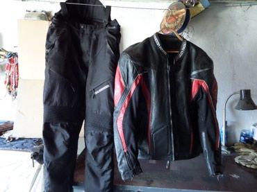 Аксессуары для авто в Кант: Мотокамбенизон. Куртка и штаны. размер 52. рост 170-180