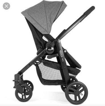 удобные коляски для новорожденных в Кыргызстан: Продам коляску Grako Evo!!!Имеется зимний чехол и дождевик, очень