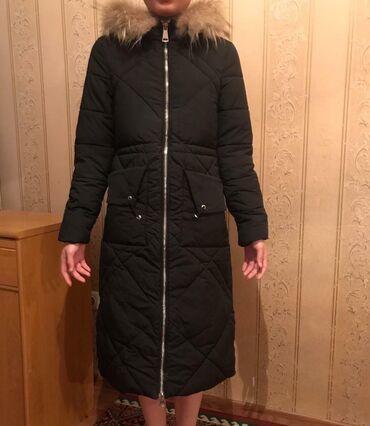 зимний платок в Кыргызстан: Продаю куртку зимнюю. Б/у. Чёрного света. Есть, ли люди честные, поряд