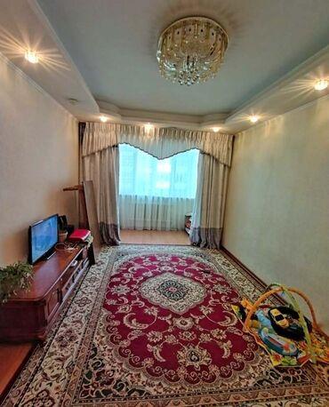 ���� ������������ �������������� в Кыргызстан: 105 серия, 3 комнаты, 61 кв. м Неугловая квартира