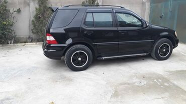 mercedes monitor - Azərbaycan: Mercedes-Benz ML 350 3.5 l. 2003 | 270000 km
