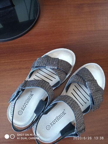 детские лаковые туфли в Азербайджан: Детские босоножки на 4-5 лет