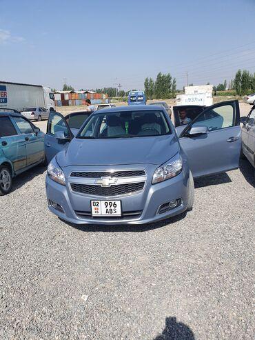 рассрочка авто ош in Кыргызстан | АВТОВЫШКИ, КРАНЫ: Chevrolet Malibu 2 л. 2012 | 237000 км