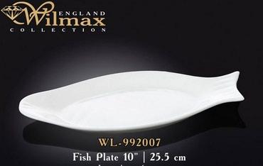 farforovaja posuda wilmax в Кыргызстан: Блюдо для рыбы wilmax