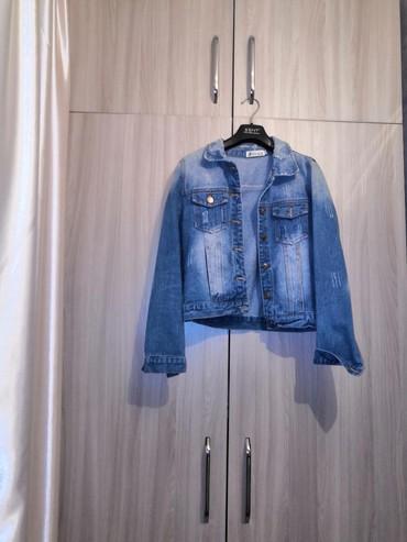 джинсова курточка в Кыргызстан: Джинсовая курточка