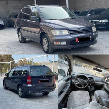 митсубиси бишкек in Кыргызстан | АВТОЗАПЧАСТИ: Mitsubishi Space Wagon 2.4 л. 1999 | 200000 км