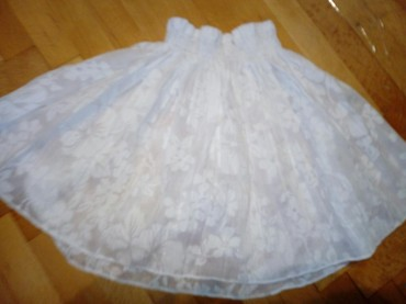 Todor suknjica za devojcice u broju 86/92 - Pozarevac