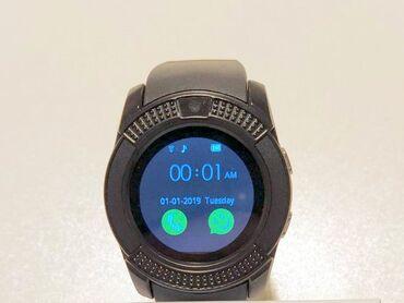 Smart Sat - Okrugli Smart watch pametan sat telefon koji podrzava sve