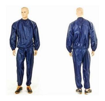Костюм для похудения (весогонка) Pro Supra Sauna Suit ST