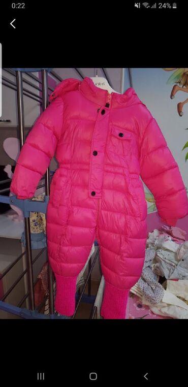 teplyj-puhovik-na-zimu в Кыргызстан: Розовый комбез 1-2 года 1000 сомСиний комбез 1-2 года 1000 сомГолубой