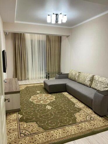 сдам 1 комнатную квартиру in Кыргызстан   ПОСУТОЧНАЯ АРЕНДА КВАРТИР: 1 комната, 50 кв. м, Да