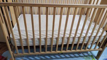10885 объявлений: Срочно продается детская кроватка немецкого производства с