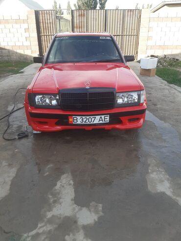 Транспорт - Маевка: Mercedes-Benz 190 (W201) 3 л. 1990