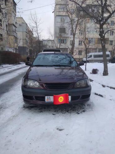 pioneer 6050 в Кыргызстан: Toyota Avensis 1.8 л. 1999