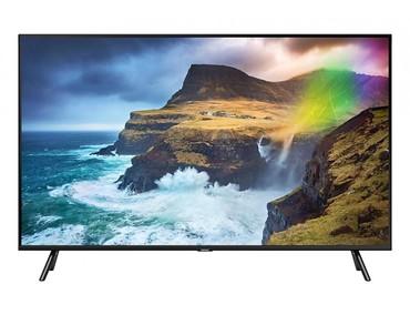 """весы 200 кг в Азербайджан: Модель QE82Q77RAU4К-телевизор, QLEDДиагональ82"""" (208 см)Формат"""