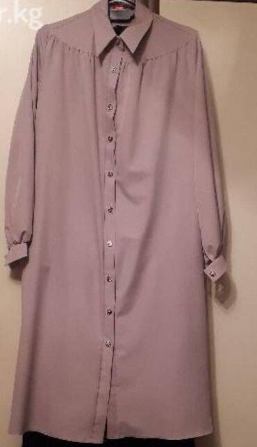 платье миди в Кыргызстан: Платье миди 46 размер можно беременным