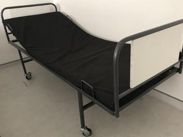 Nameštaj - Pancevo: Medicinski krevet nov nekoristen,sa dusekom tanji nov cena 11000din,i