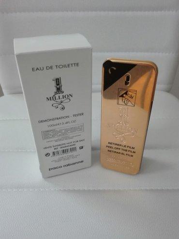 Parfemi testeri original, veoma kvalitetni I postojani, garantujemo za - Beograd
