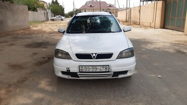 Nəqliyyat - Şirvan: Opel Astra 2 l. 1998   150 km