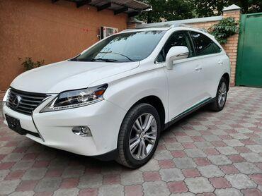 Автомобили - Бишкек: Lexus RX 3.5 л. 2015 | 86000 км