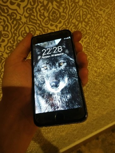telefon iphone - Azərbaycan: IPHONE 6 S 32 gb dir Telefon rassiya telefonudur reqistrasiya olunmayi
