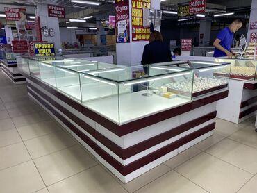 Продаются витрины под ювелирные изделия. Высота 110см Длина 84см Ширин