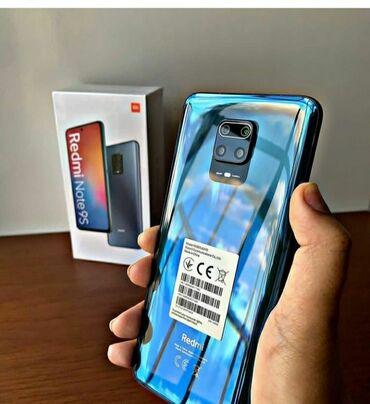 Электроника - Сиазань: Новый Xiaomi Redmi Note 9S 128 ГБ Синий