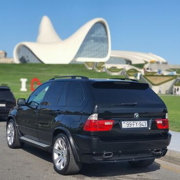 bmw 316 - Azərbaycan: BMW X5 4.4 l. 2005 | 247000 km
