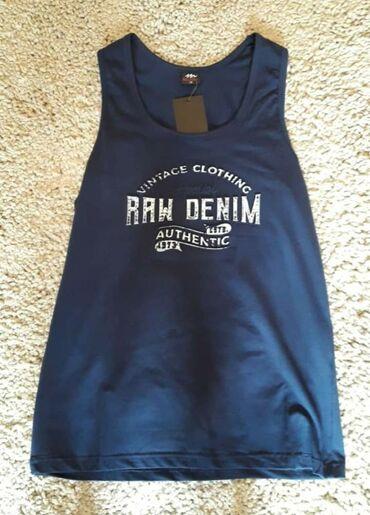 Muška odeća | Velika Plana: Atlet muska pamucna majica :) Velicine: M,L,Xl,XXl, Cena 1000 din