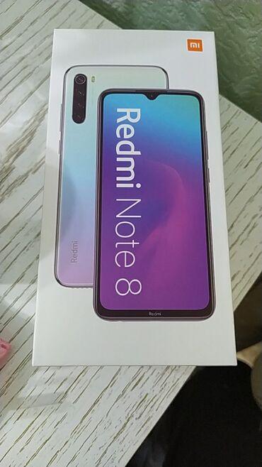 Колдонулган Xiaomi Redmi Note 8 64 GB кара