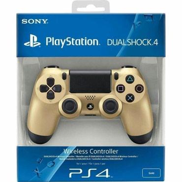Bakı şəhərində PS 4 dualschok. Playstation 4 ucun pult. ikinci nesil.