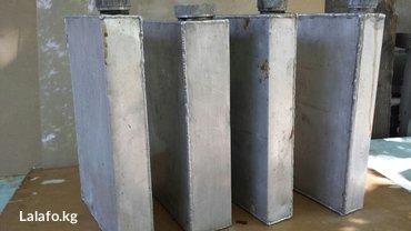 Алюминивая канистра каждая по 250 сом в Бишкек - фото 2