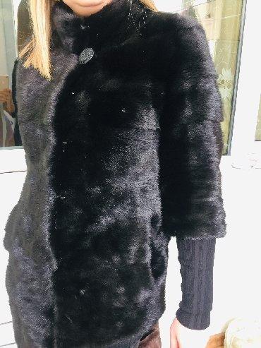 цвета норковых шуб в Кыргызстан: Норка шуба 2/1 цвет чёрный бриллиант