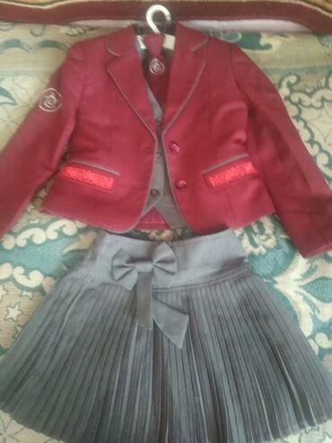 Продам костюм для девочки 7 лет в городе Каракол