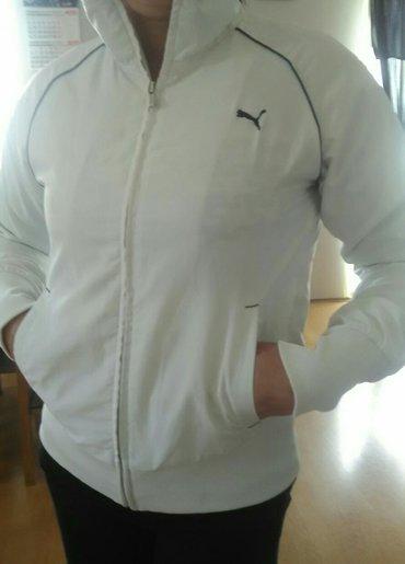 Puma trenerka gornji deo bela boja vel.M - Bajina Basta